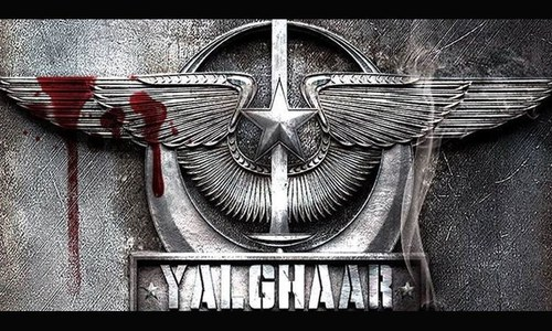 The British Board of Film Classification passes 'Yalghaar' uncut