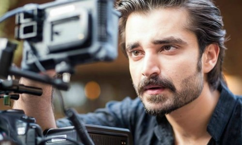 Happy Birthday Hamza Ali Abbasi!