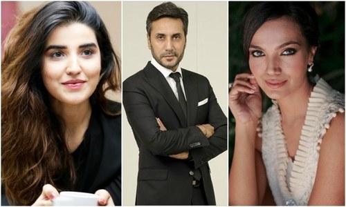 Aamina Sheikh, Adnan Siddiqui & Hareem Farooq to judge 'Miss Veet Pakistan 2017'