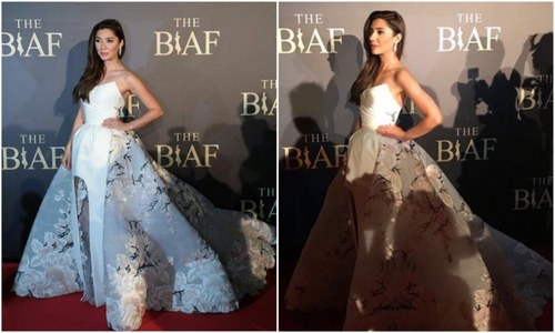 Mahira Khan bags 2 awards at the Beirut International Awards Festival