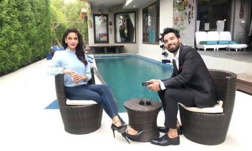 Yasir Hussain joins the cast of Saba Qamar's 'Baaghi'