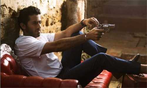 Our own legend in the making: Sheheryar Munawar steals hearts in latest shoot