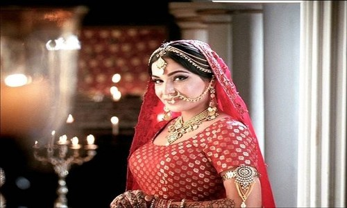 Meera Ji's bridal dress will be a Manish Malhotra ensemble