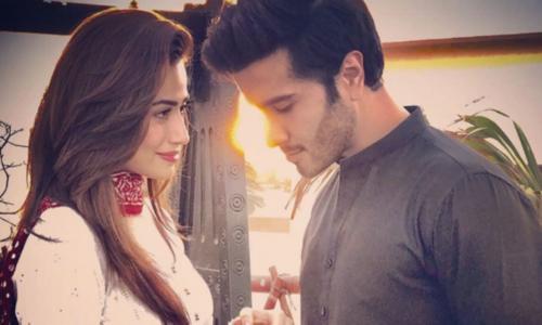 Feroze Khan & Sana Javed pair up (yet again) for  'Romeo Weds Heer'