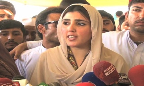 Celebrity reactions are pouring in regarding the Ayesha Gulalai issue
