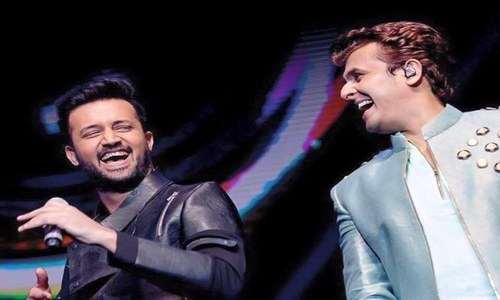 Sonu Nigam and Atif Aslam's epic face off is a sheer musical treat