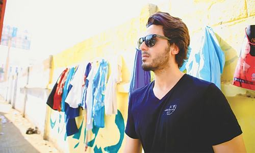 Ahsan Khan penning book on child sexual abuse