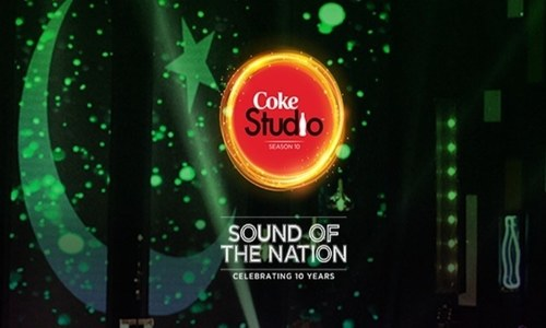 Coke Studio 10 begins with a heartfelt tribute to Mehdi Hasan