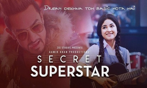 """HIP Reviews: Secret Superstar – Mr. Perfectionist's Perfect """"Family Entertainer"""""""
