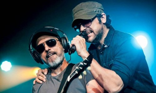 Strings bid adieu to Coke Studio for a new musical journey!