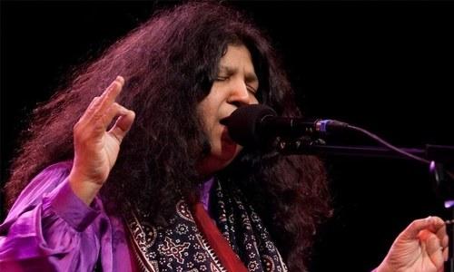 Abida Parveen sings the OST for Furqan Siddiqui's Mohabbat Karna Mana Hai