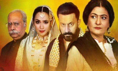 Laal Ishq keeps up pace without a single dull moment
