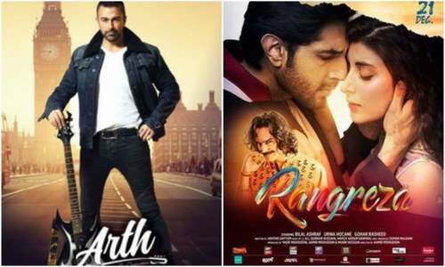 Rangreza and Arth both slump at the box office despite major weekend release!