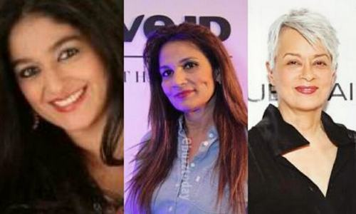 Nadia Jamil, Frieha Altaf and Maheen Khan open up about being sexually harassed!