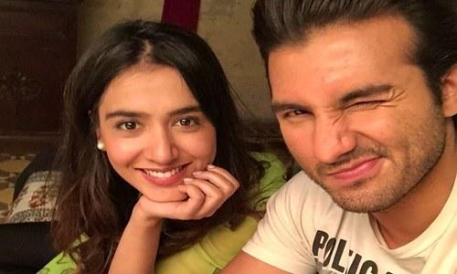 Shahroz Sabzwari and Mansha come together for 'Parwarish' on Urdu 1