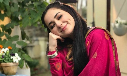 """Hania Aamir Gears Up To Take The Drama Industry By Storm With Her First Major Serial, """"Visaal"""""""
