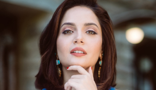 Armeena Khan Joins Hands With HRF To Help Syrian Refugees