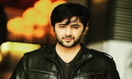 Imran Ashraf Gears Up To Play The Negative Shakeel in 'Abginay' On Geo