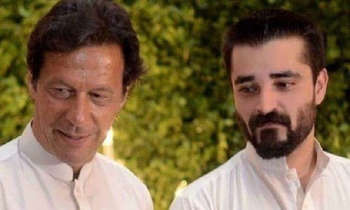 Hamza Ali Abbasi Breaks Silence On Aamir Liaquat's Joining In PTI