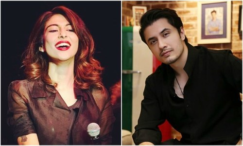 Meesha Shafi alleges Ali Zafar of sexual harassment!