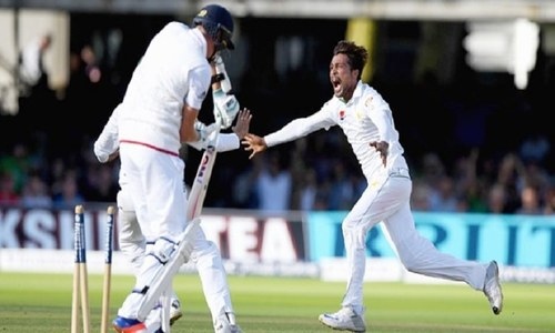 Aggressive Pakistan have the perfect day