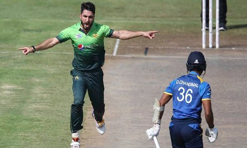 Full strength Pakistan overpower Scotland