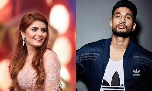 Momina Mustehsan and Indian pop star Arjun Kanungo join hands for latest track 'Aaya Na Tu'