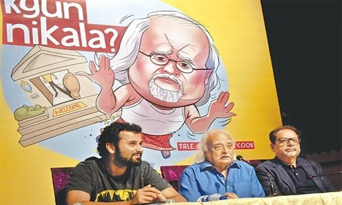 Here's what we know about Anwar Maqsood's play Kyun Nikala