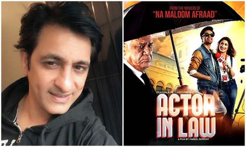 Indian Actor Rajev Paul Is All-Praises For 'Actor in Law'