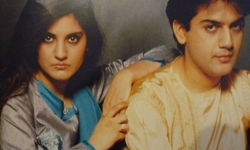 Zoheb Hassan Denounces Nazia's Ex-Husband Wish to Make Biopic on the Starlet's Life!