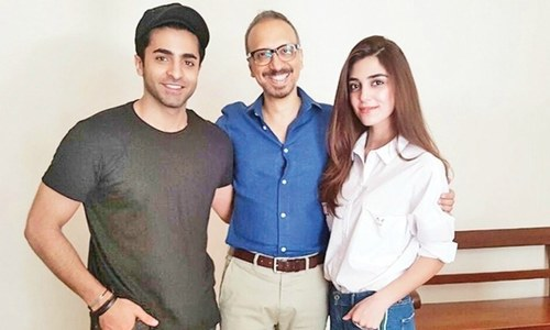 First Look of Paray Hut Love is Here - Is Mahira Still On-Board?