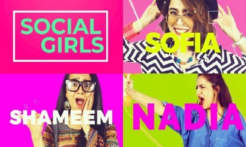 Web Series Social Girls Teaser is Out and We Want to See More!