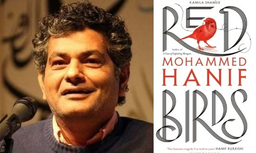 Muhammad Hanif's Next Novel 'Red Birds' Set to Launch Next Month