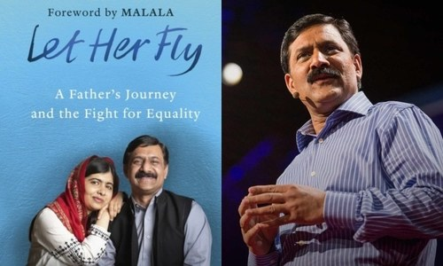 Malala's Father Ziauddin Yousafzai's Book Let Her Fly Set to Launch in November
