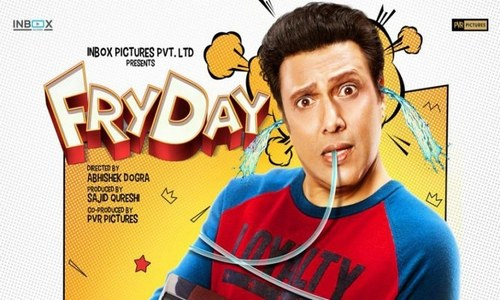 HIP Reviews: FryDay is one for the Govinda fans!