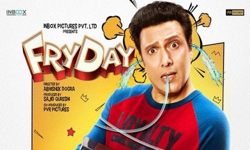HIP Reviews: FryDay is one for the Govinda fans!