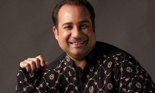 Rahet Fateh Ali Khan Soon to Release His Song 'Zindagi'