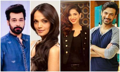 Faysal Qureshi, Aamina Sheikh, Sonya Hussyn & Zahid Ahmed to star in upcoming film Sorry: A Love Story