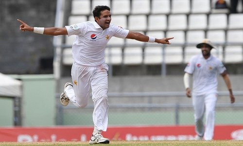 Mohammad Abbas Moves Up to 3rd Spot in ICC Test Bowler's Rankings