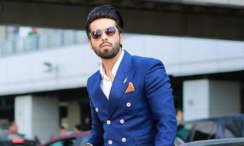 Fahad Mustafa Latest Pakistani to be Nominated in The 100 Most Handsome Men List