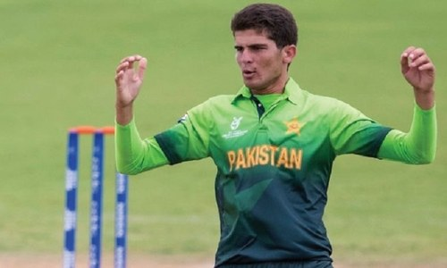 Fakhar, Shadab rested as Shaheen Afridi gets maiden call up