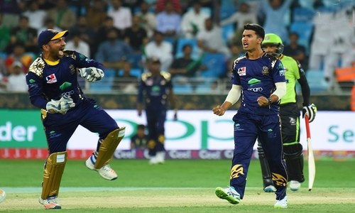 Quetta Gladiators take on the Umer Akmal challenge!
