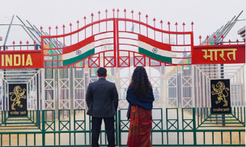 Salman Khan's upcoming movie Bharat to feature replica of Wagah Border