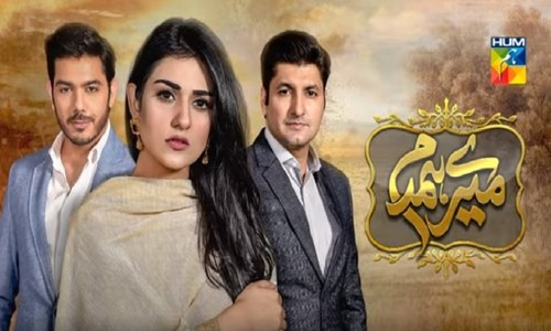 Teaser Review: Meray Humdam seems to be another run-of-the-mill story of love & deceit