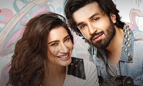 Trailer Review: Mehwish Hayat's web series Enaaya offers nothing new