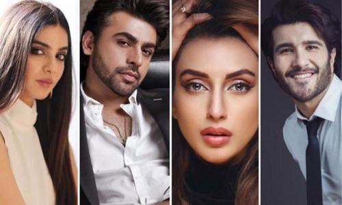 Farhan Saeed and Feroze Khan Starrer 'Tich Button' Begins Shooting