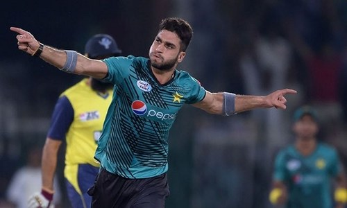 Bowling for once, failed Pakistan