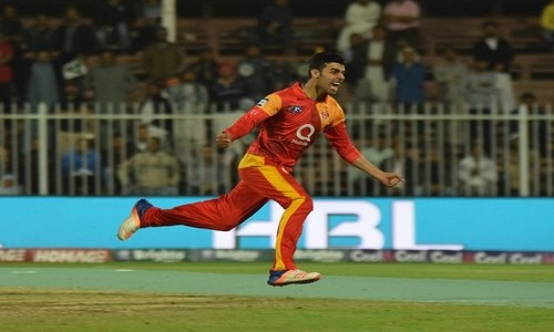 Shadab Khan's dip in form will cause alarm amongst fans and team management