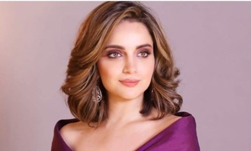 Armeena Khan vists European Parliament to discuss human rights concerns
