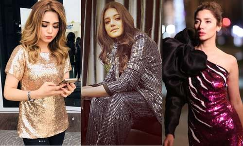 Pakistani Celebrities who Give us the Shimmery Glow